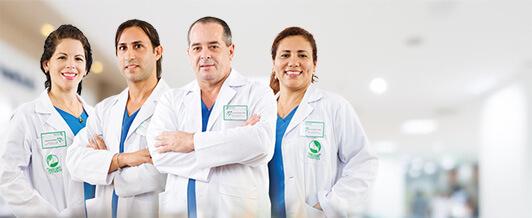 Đội ngũ y bác sĩ đầu ngành
