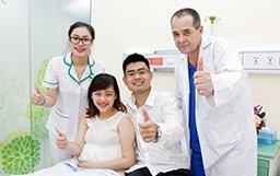 Là bệnh viện hướng tới tiêu chuẩn Quốc tế với dịch vụ chuyên nghiệp, tận tâm