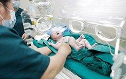Công nghệ đỡ đẻ hiện đại đảm bảo sinh con nhanh chóng, không đau