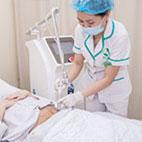 Chiếu tia Plasma sau sinh: Giúp vết mổ, vết khâu tầng sinh môn của mẹ không nhiễm trùng, không đau, mau lành, không để lại sẹo xấu
