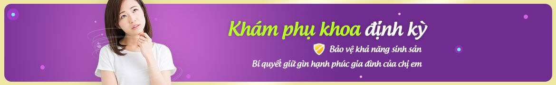 Banner Bệnh lý nữ giới
