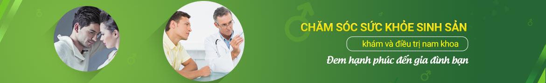 Banner Bệnh lý nam khoa