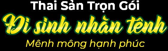 Thai sản trọn gói - Đi đẻ nhàn tênh - Mênh mông hạnh phúc