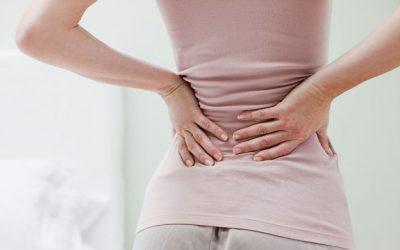 Tại sao đặt vòng xong bị đau lưng