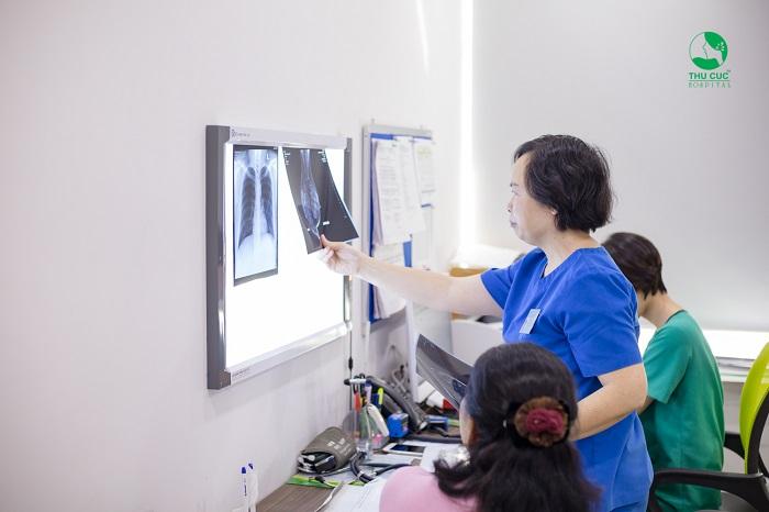 U nang buồng trứng cần được thăm khám tại những cơ sở bệnh viện y tín và chất lượng