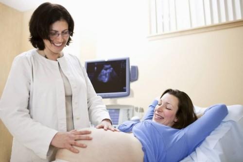 khám thai 30 tuần