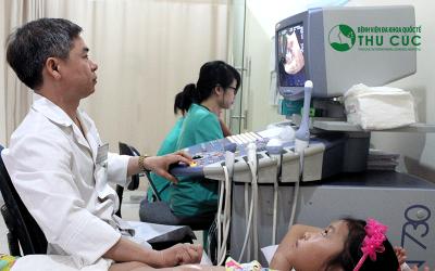 Viêm phụ khoa ở trẻ em nguyên nhân và cách điều trị