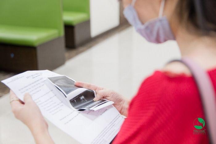 Sử dụng phương pháp siêu âm để chuẩn đoán cổ tử cung cao