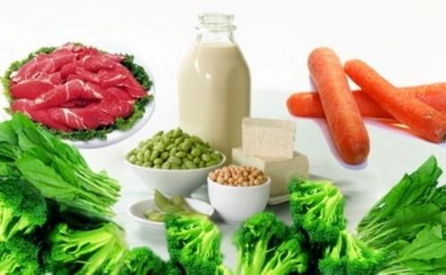 nhóm thực phẩm chứa hàm lượng oxy hóa cao, có khả năng cung cấp nguồn chất dinh dưỡng cần thiết
