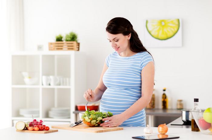 Dinh dưỡng khoa học là một cách phòng ngừa tăng huyết áp khi mang thai và tiền sản giật