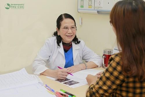 Tái khám sau khi điều trị viêm lộ tuyến là cách tốt nhất giúp bạn nắm được tình trạng sức khỏe vùng kín của mình