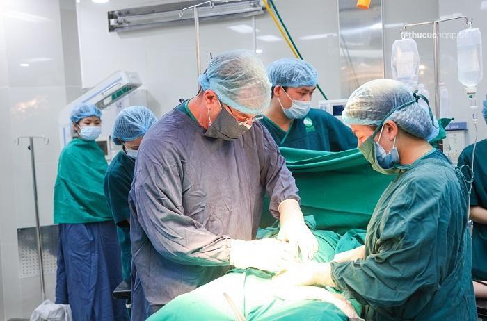 Rất nhiều chị em đã tin tưởng lựa chọn Thu Cúc là cơ sở y khoa để mổ cắt tử cung và 2 bên phần phụ