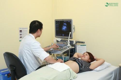 Siêu âm tại Bệnh viện Thu Cúc