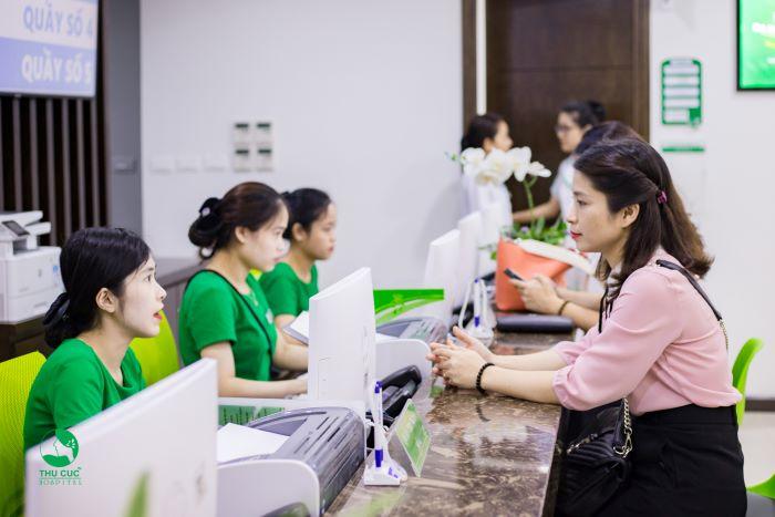Bệnh viện ĐKQT Thu Cúc tự hào là địa chỉ y tế uy tín được vô vàn chị em tin tưởng, lựa chọn để thăm khám và điều trị các bệnh lý của nữ giới