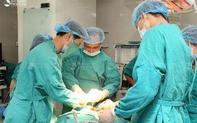 Phẫu thuật bao quy đầu