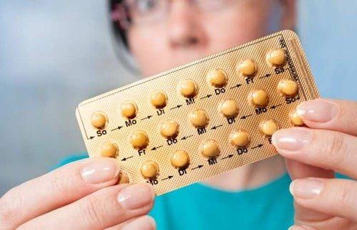 Thuốc tránh thai vỉ 21 viên