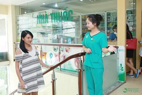 Khi thường xuyên bị xỉu khi mang thai, mẹ bầu cần tới bệnh viện để thăm khám, xác định nguyên nhân và có hướng xử trí kịp thời