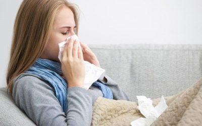 Bị cảm cúm khi mang thai tháng thứ 4