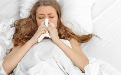 Bị cảm cúm khi mang thai tháng thứ 5