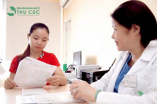 Nếu thường xuyên quan hệ xong bị buồn nôn, chị em cần nhanh chóng tới bệnh viện để tiến hành thăm khám