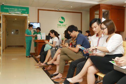 Bệnh viện Đa khoa Quốc tế Thu Cúc là một địa chỉ được đông đảo bệnh nhân tin chọn.