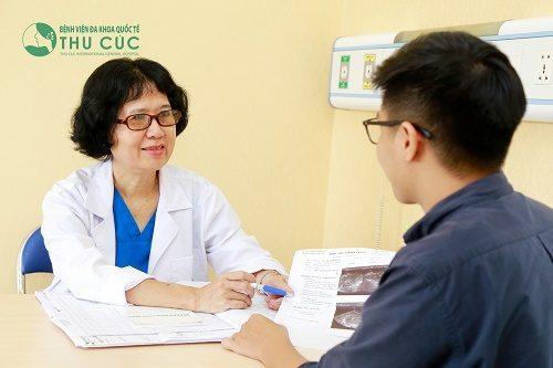 Nếu gặp phải bất thường gì khi mắc bệnh quai bị, người bệnh cần nhanh chóng tới bệnh viện để tiến hành thăm khám