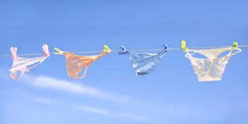 Sử dụng đồ lót khô ráo và chất liệu thoáng mát sẽ hạn chế nguy cơ ngứa vùng kín