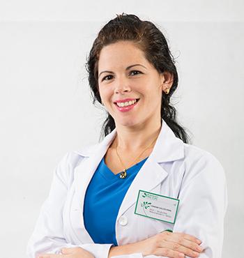 Bác sĩ LISANDRA GUILLÉN ARIAS (Lisa)