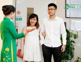 Quy trình khám thai định kỳ tại bệnh viện ĐKQT Thu Cúc