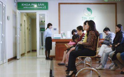 Khoa sản Bệnh viện Thu Cúc
