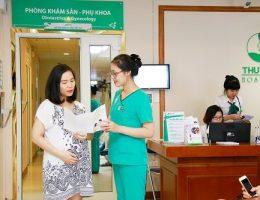 Quy trình khám thai tại bệnh viện ĐKQT Thu Cúc