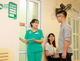 Thụ tinh nhân tạo IUI tại Bệnh viện ĐKQT Thu Cúc