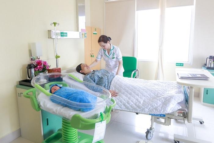 Chăm sóc sau sinh