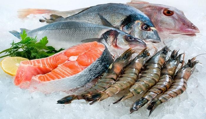Sau sinh mổ bao lâu thì được ăn hải sản? 1