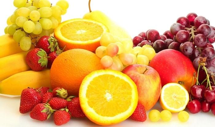 sinh bao lâu mới được ăn trái cây