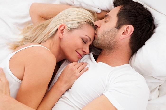 Đặt vòng tránh thai không ảnh hưởng đến đời sống quan hệ tình dục