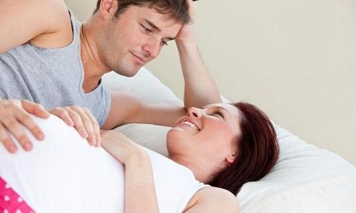 lưu ý khi quan hệ trong thai kỳ