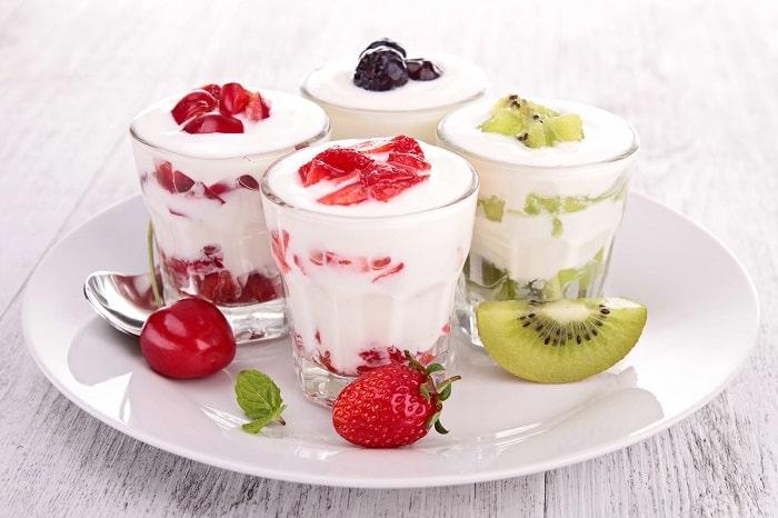 Sữa chua bổ sung dưỡng chất và lợi khuẩn tốt cho mẹ và thai nhi