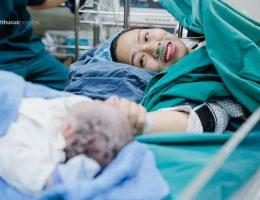 Ưu đãi khuyến mại thai sản trọn gói tháng 10/2018 Bệnh viện ĐKQT Thu Cúc