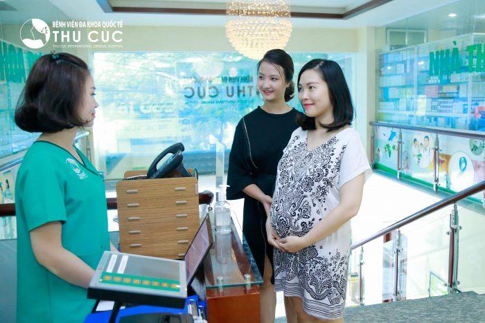 Bệnh viện ĐKQT Thu Cúc - Địa chỉ vượt cạn an toàn cho mọi mẹ bầu
