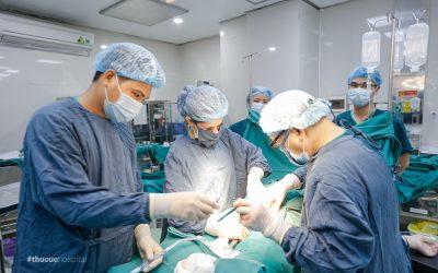 Phẫu thuật u xơ tử cung an toàn, không lo tái phát