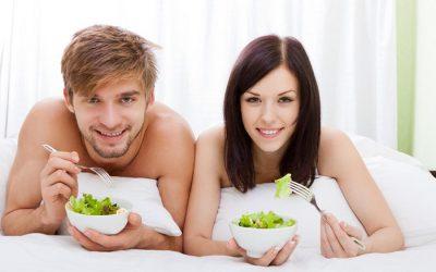 Chế độ ăn giúp sinh con trai theo ý muốn