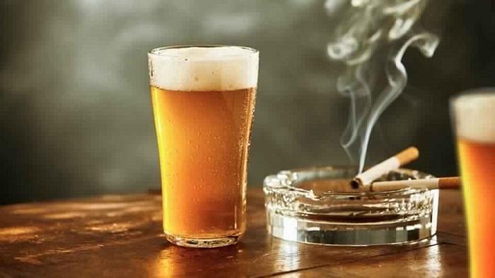 Rượu bia, thuốc lá không tốt cho sức khỏe sinh sản