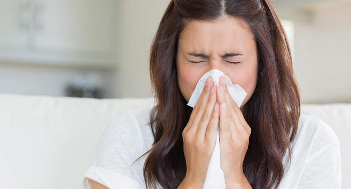 Mẹ bầu không được tự ý uống thuốc cúm.