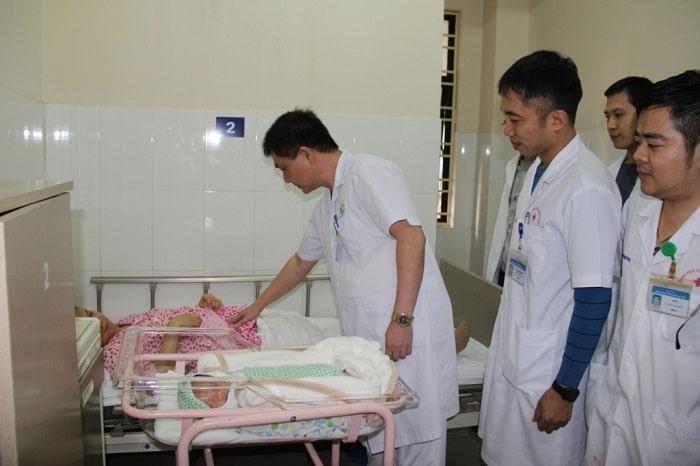 Sinh con ở bệnh viện phụ sản Hà Nội có được những dịch vụ tiện nghi như ở các bệnh viện Quốc tế