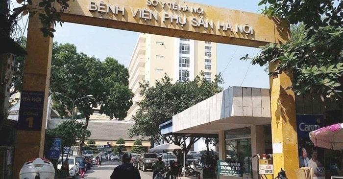 Bệnh viện phụ sản Hà Nội ở đâu