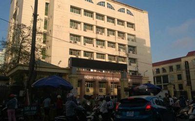 Bệnh viện phụ sản trung ương nằm ở đâu?