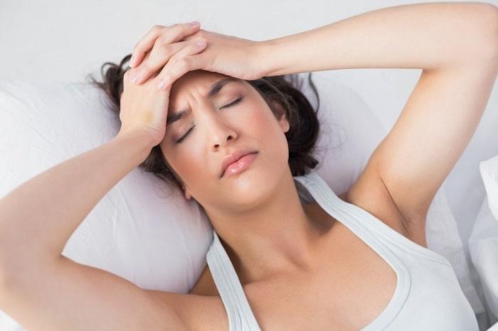 Đau đầu chóng mặt khi mang thai