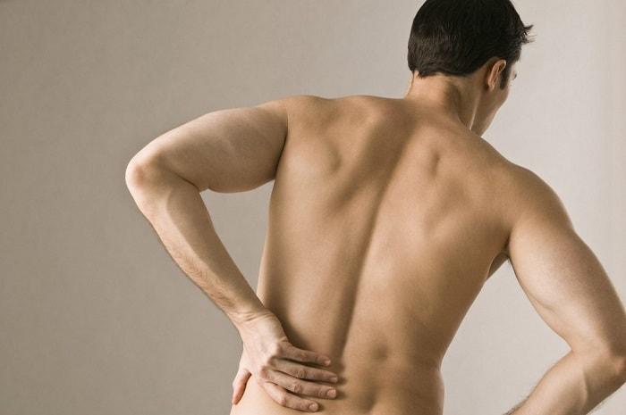 Chồng có thể đau nhức cơ thể khi vợ mang thai