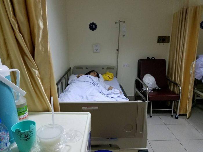 Đẻ dịch vụ ở Bệnh viện Phụ sản Trung Ương